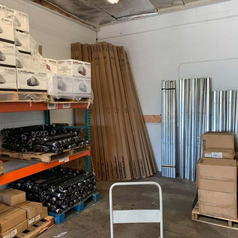 Garage Door & Gate Supply california