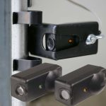 motion sensor garage door