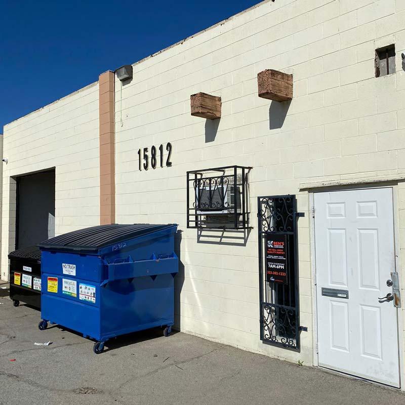 Provider of Garage Repair van nuys