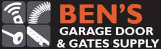garage door repair & gate supply logo