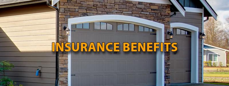 insurance garage door