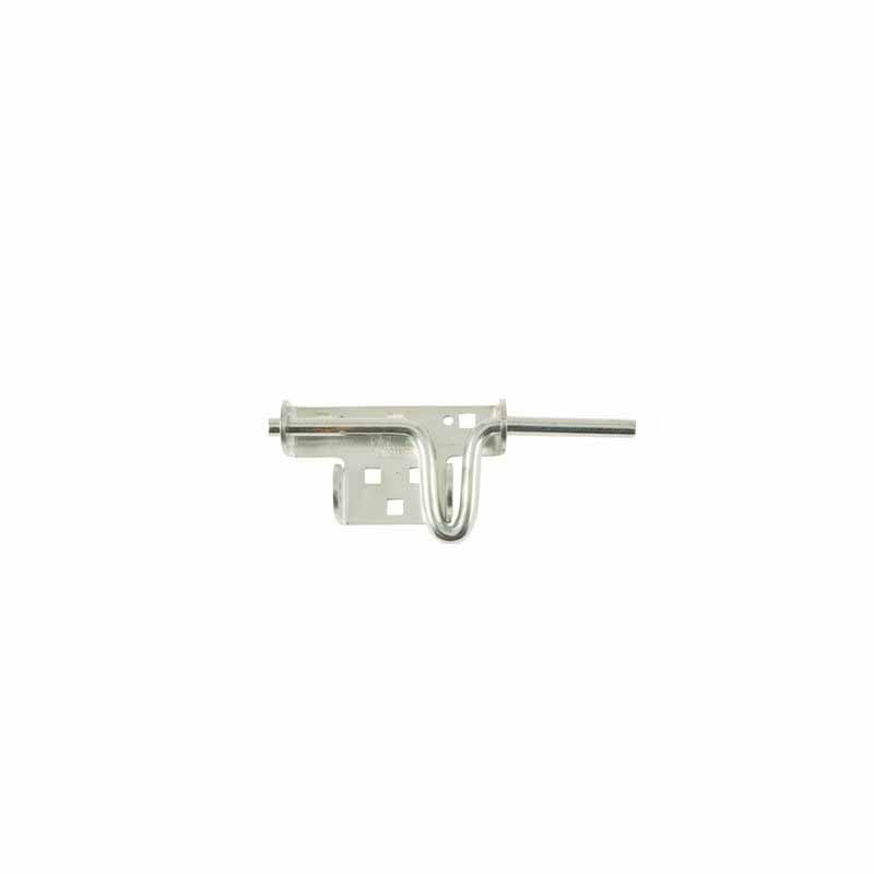 Chicago Slide Bolt Latch - Zinc
