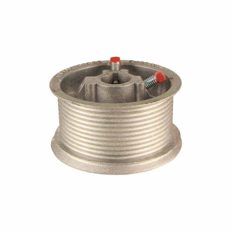 "D400-144 (12') Standard Lift, 5/32"" Max Cable Size"
