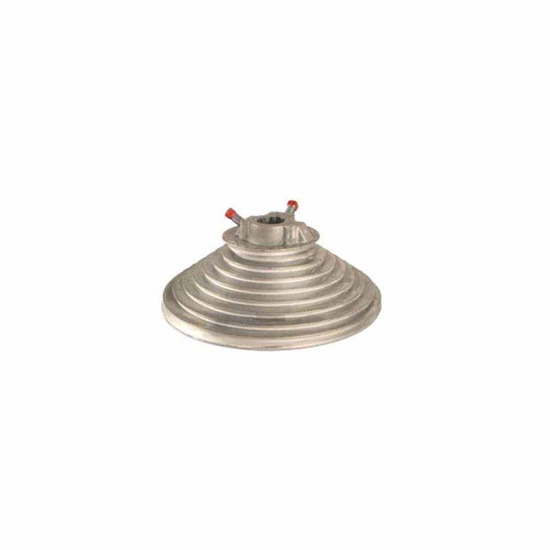 "D850-132 (11') Vertical Lift Drum, 3/16"" Max Cable Size"
