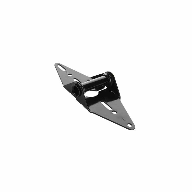#3 (14 GA.) Black Powder Coated Hinge
