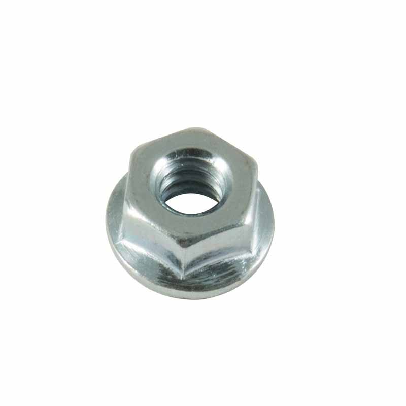 """5/16""""-18 Serrated Flange Nuts"""