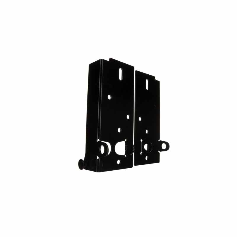 RBB-75 Residential – Black Powder Coated Pair