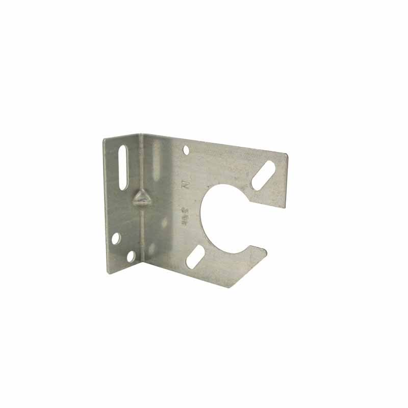 Notched Spring Anchor Plate