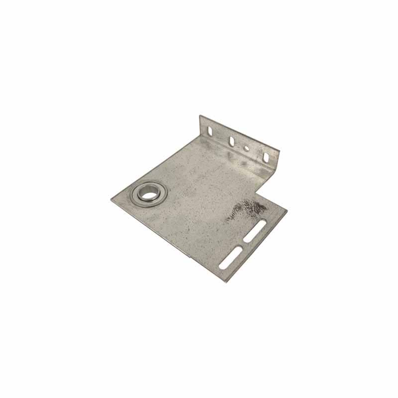 """Commercial End Bearing Plate- 6"""" Pair, Heavy Duty"""