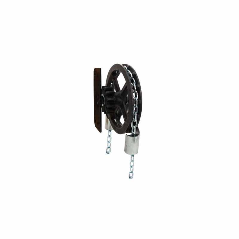 RDRG Chain Hoist Basic Kit for Rolling Door
