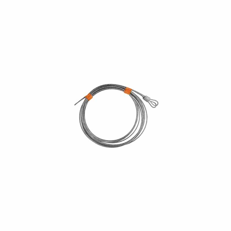"""7' H Torsion Spring Cable Assembly (1/8"""", 8'6"""")"""