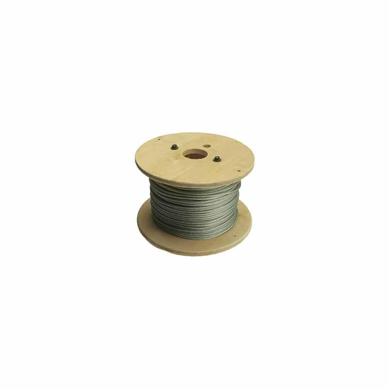 Premium Cable (7x19), 500' Reel