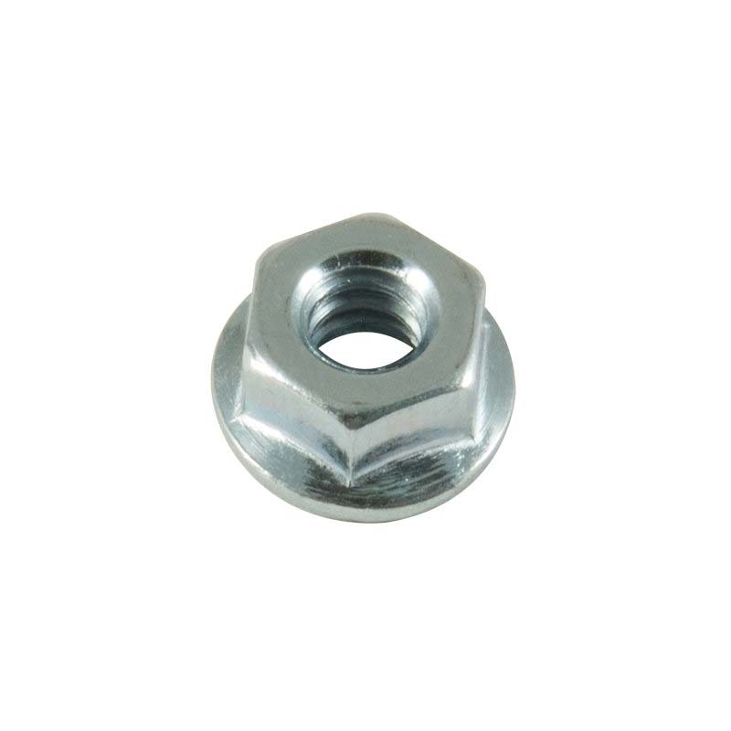 "1/4""-20 Serrated Flange Nuts"