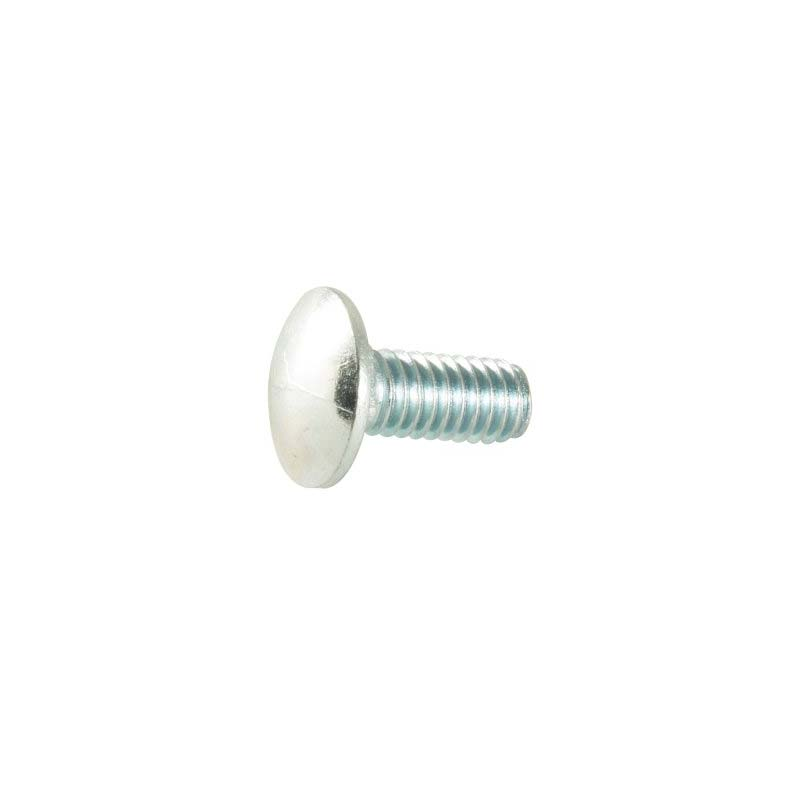 "3/8""-16 x 1"" Round Carriage Bolt"