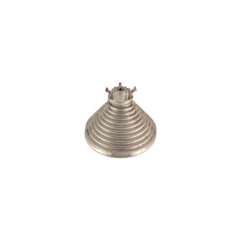 """D1100-216 (18') Vertical Hi-Lift, 3/16"""" Max Cable Size"""