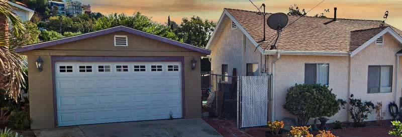 garage door eagle rock la