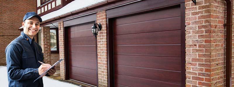 garage door spring repair in garden grove