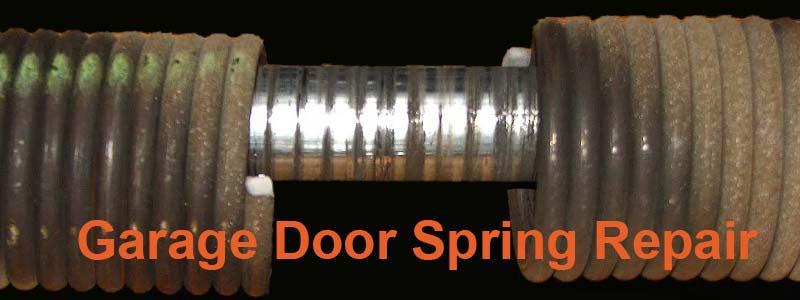 garage door springs replacement in bel air ca