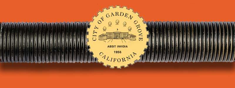 types of garage door springs in garden grove ca