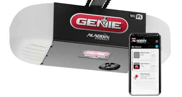 Genie Openers Chain Glide Connect